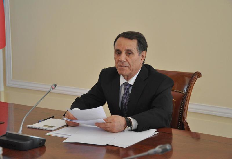 Новруз Мамедов: Инвестированные в экономику Азербайджана 2,8 млрд долларов являются показателем позитивной динамики развития