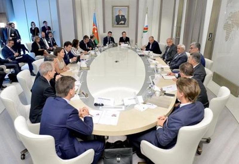 Французские компании заинтересованы в сотрудничестве с Азербайджаном