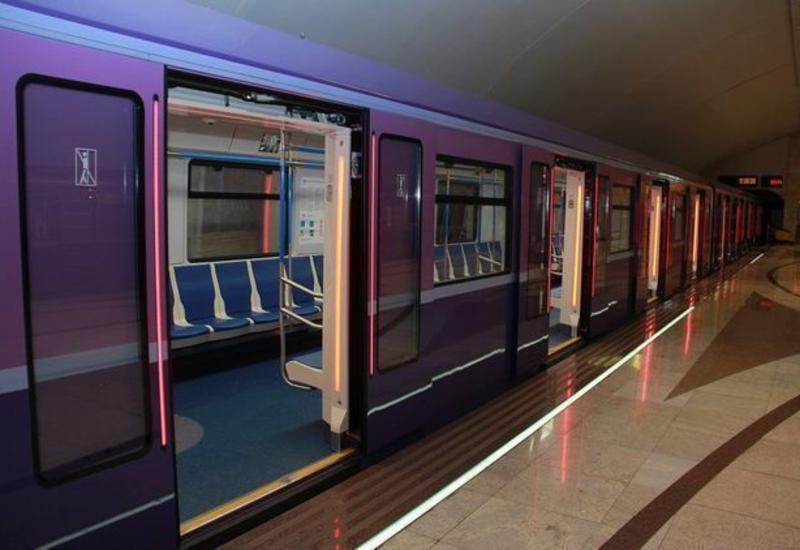 Сбой в работе бакинского метро