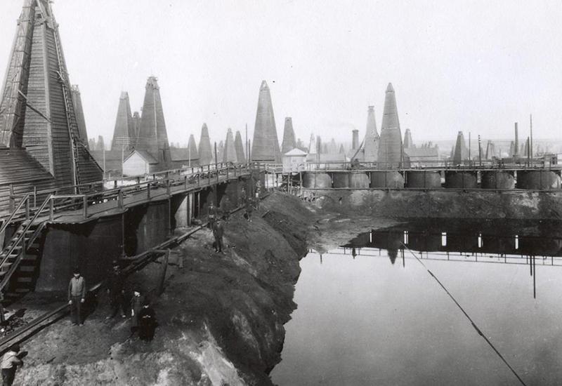1918 год. Как большевики и армяне готовились сжечь Баку