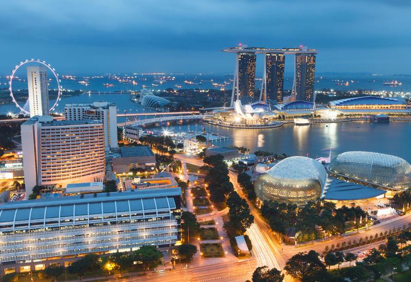 Сингапур признали лучшим морским портовым мегаполисом мира