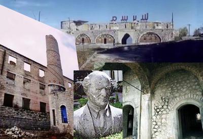 Все, что разрушили или присвоили армянские вандалы в Шуше - Полный список - ФОТО