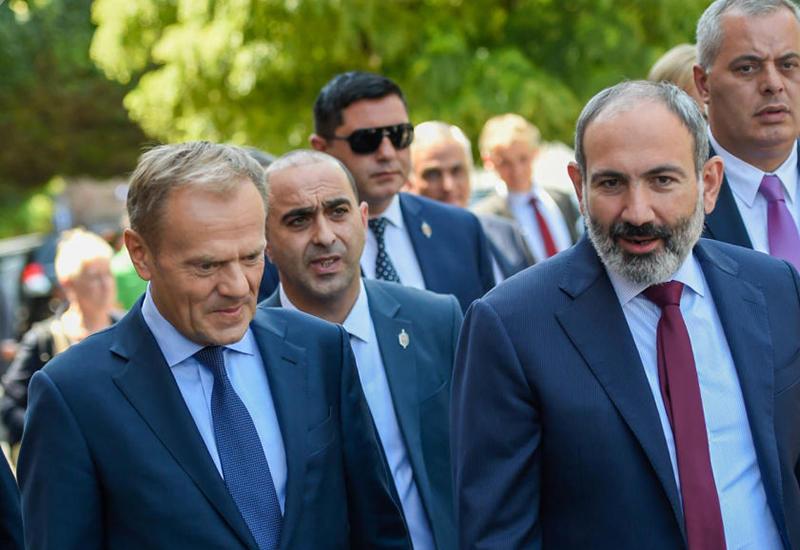В Армении обижены на Дональда Туска