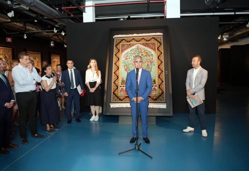 При организационной поддержке Фонда Гейдара Алиева в Каннах начались дни азербайджанской культуры