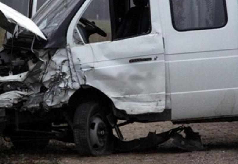 Автобус с азербайджанцами попал в страшную аварию в России, много погибших