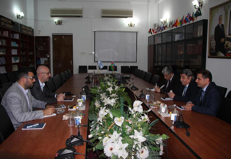 Азербайджан и Израиль обсудили совместные инновационные проекты