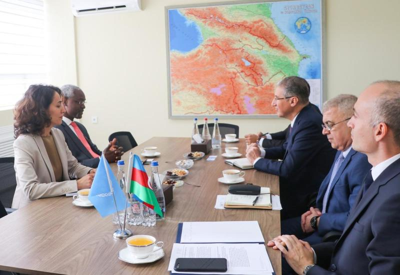 Азербайджан и ООН обсудили проблему опустынивания