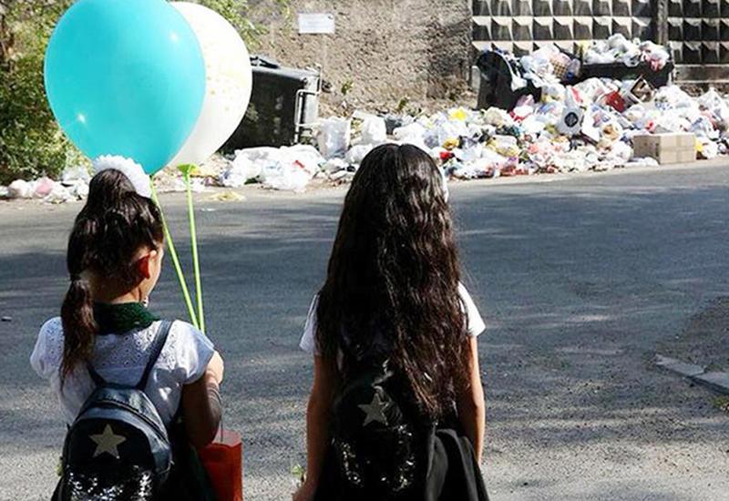 Еревану грозят нашествие крыс и эпидемии