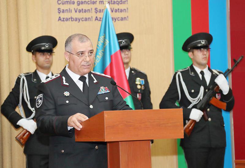 В Академии службы государственной безопасности имени Гейдара Алиева прошла выпускная церемония