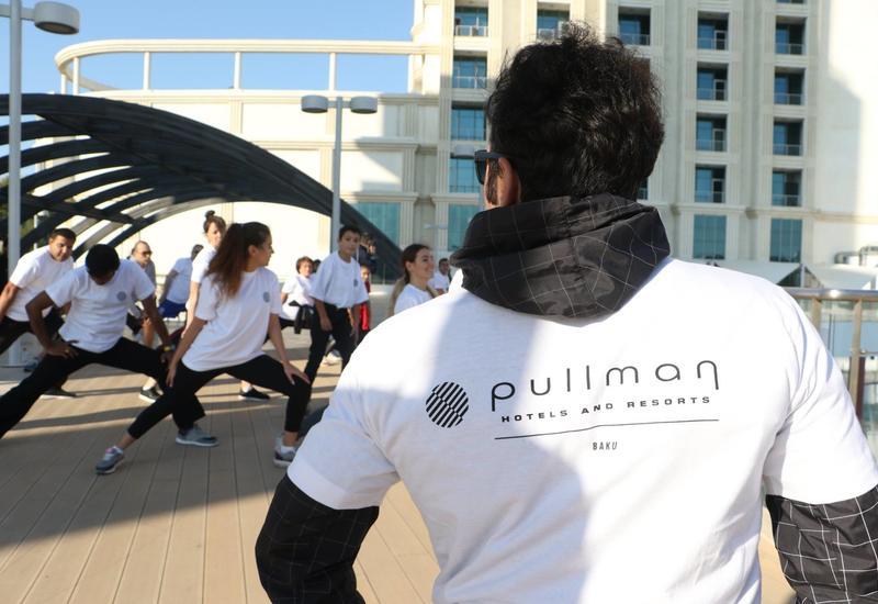 «Pullman Baku заботится о вашем здоровье!»