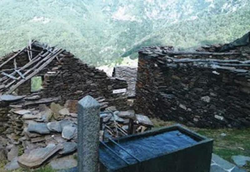 В швейцарской деревне продают дома за один франк