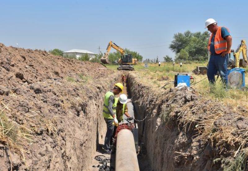 В Азербайджане поселок для вынужденных переселенцев обеспечат водой