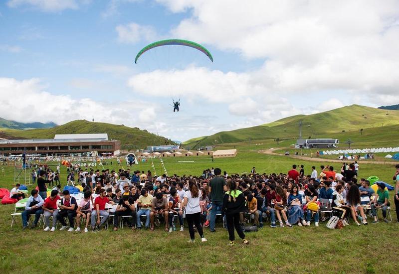 В Азербайджане организован пятидневный молодежный лагерь YayFest