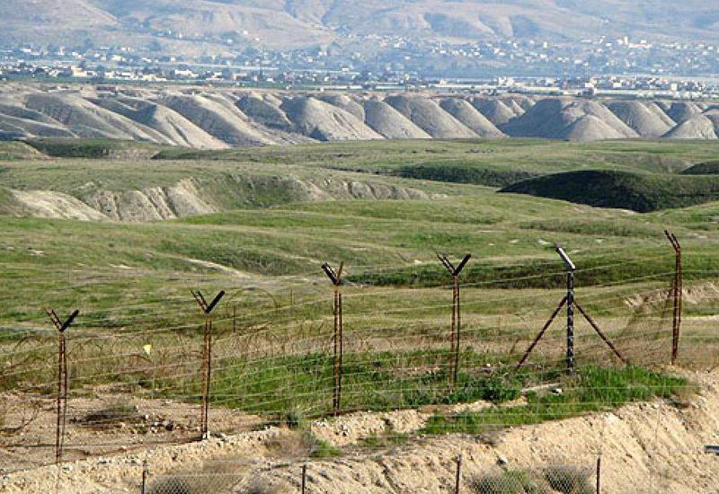 Перестрелка на границе Азербайджана и Армении, ранен военнослужащий