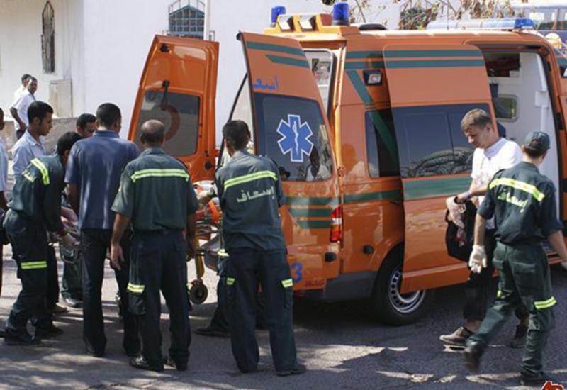 В Египте прогремел взрыв, есть погибшие и раненые
