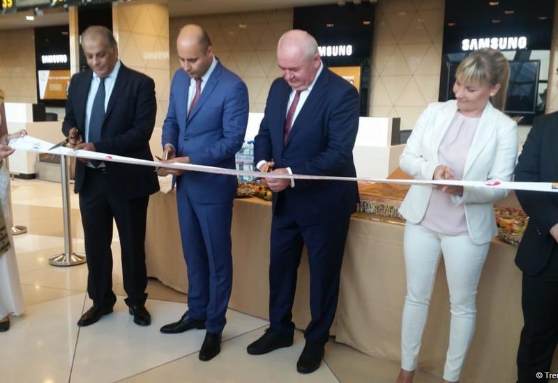 Открылся регулярный авиарейс из Баку в Египет