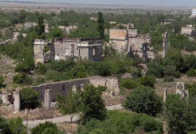 Армяне боятся Агдама даже разрушенным  - ФОТО