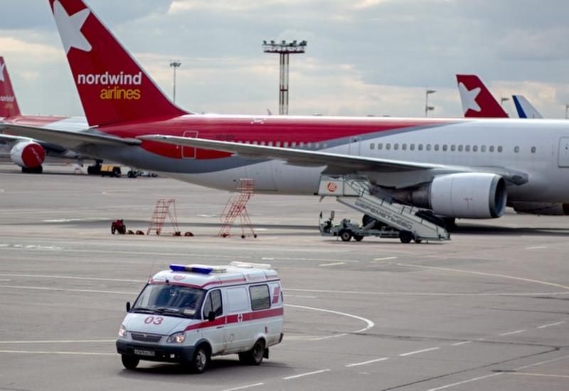 Задымление на борту самолета Москва-Ереван, есть пострадавшие