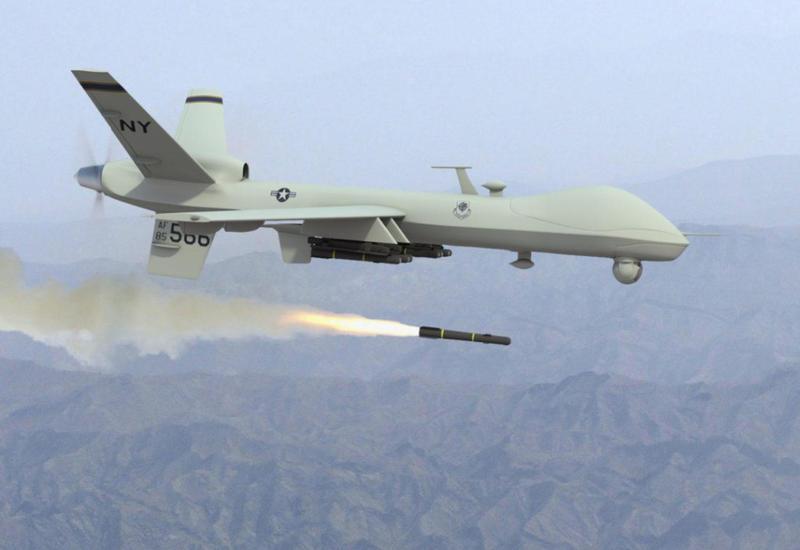 Йеменские мятежники заявили об атаке на базу саудовских ВВС с помощью беспилотников