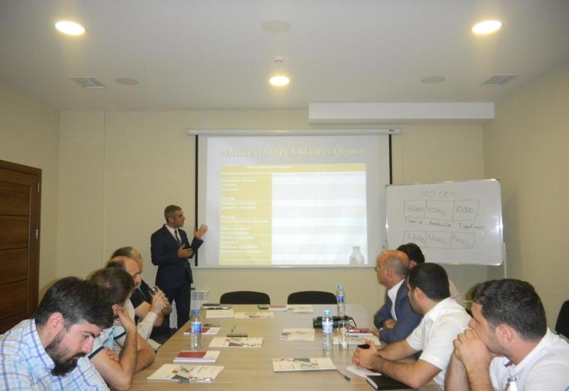 Агентство по развитию МСБ Азербайджана продолжает обучение предпринимателей