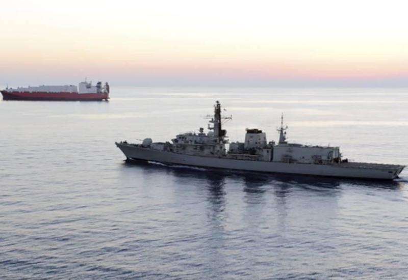 Экипаж задержанного в Иране британского танкера могут допросить