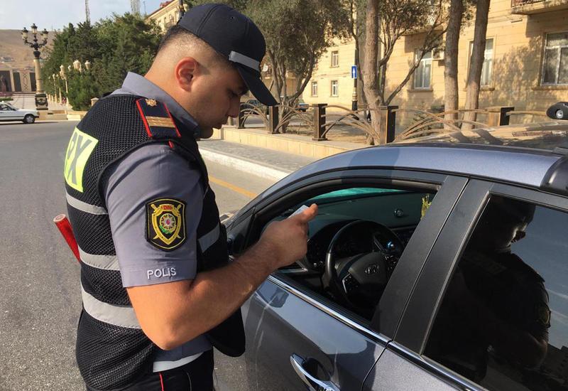 Дорожная полиция провела очередной рейд
