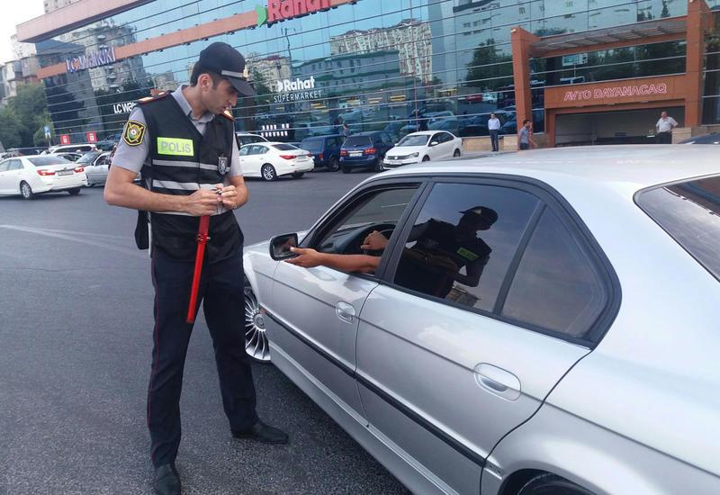 В Баку проводятся усиленные профилактические меры по охране общественного порядка