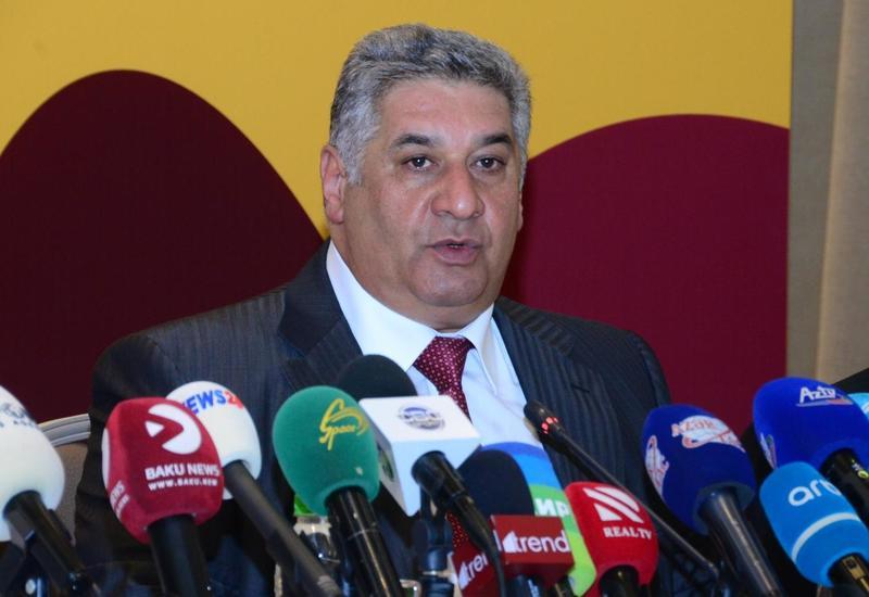 Министр: Азербайджан полностью готов к проведению XV Летнего европейского юношеского олимпийского фестиваля