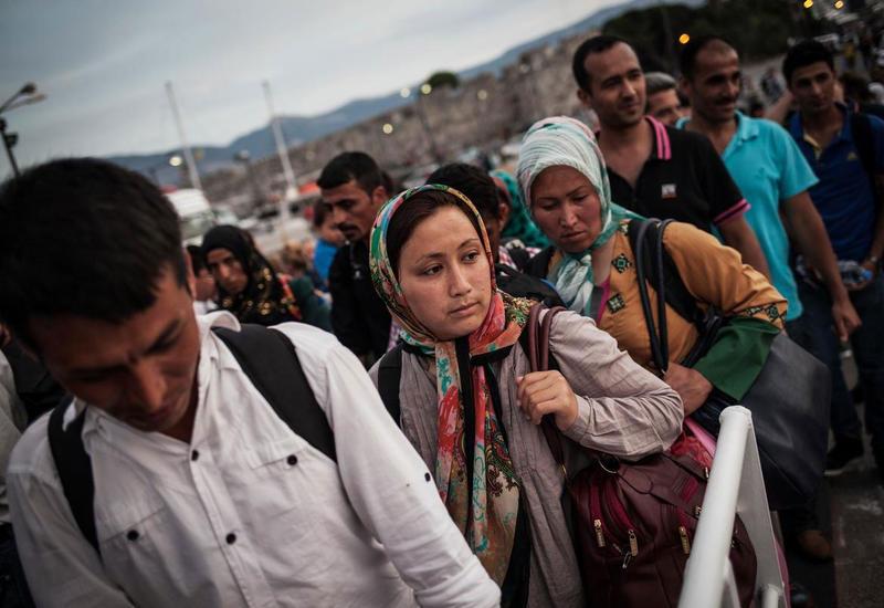 Из Стамбула вышлют сирийских беженцев без регистрации в городе