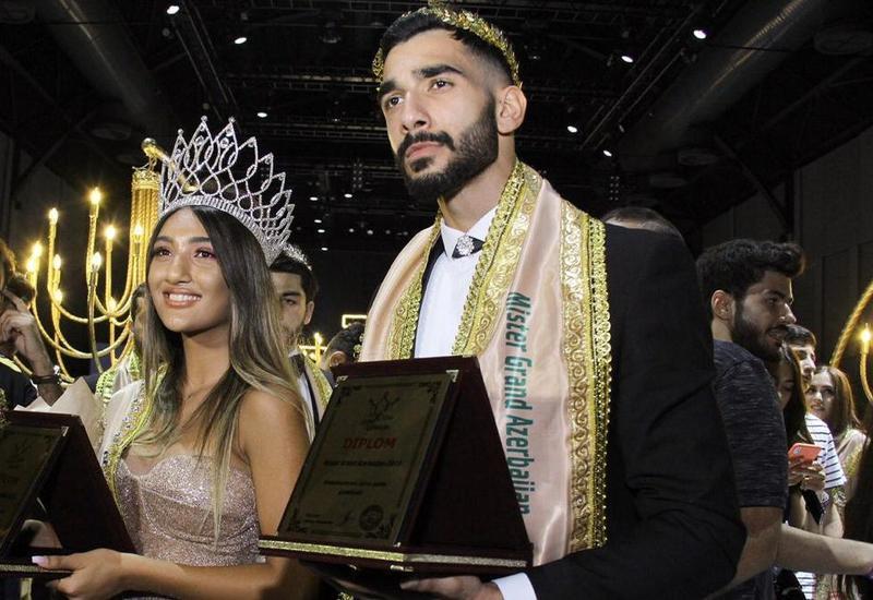 В Баку прошел финал Miss & Mister Grand Azerbaijan 2019