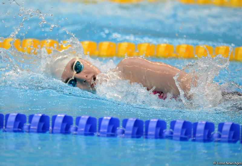Британские пловцы стали чемпионами EYOF Baku 2019