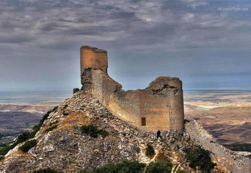 """Захватывающе: Великолепные виды азербайджанской крепости """"Чираггала"""""""