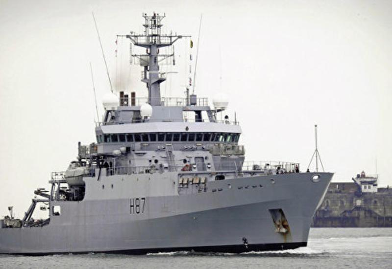 Лондон обеспечит безопасность национальных судов в Ормузском проливе