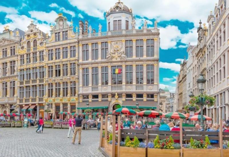 Жара в Бельгии побила новый рекорд