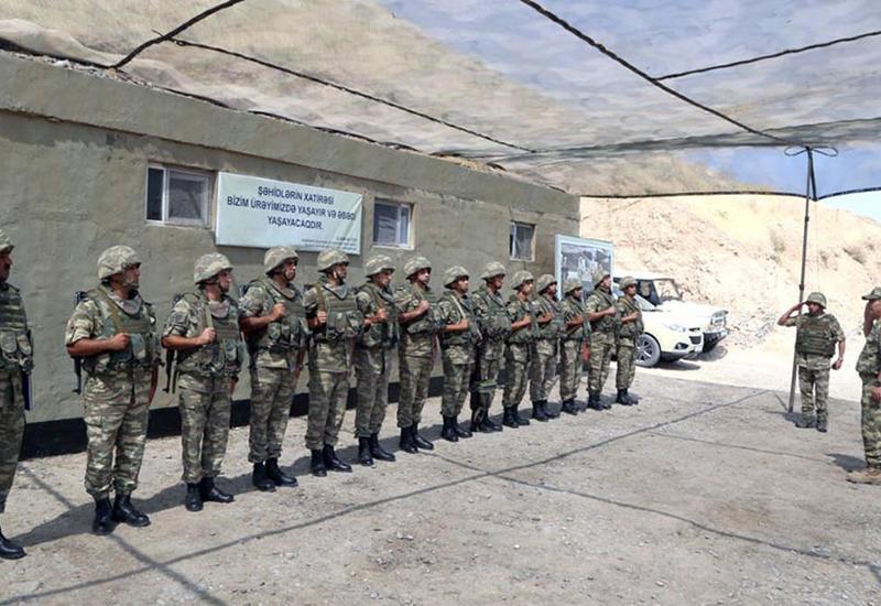 Закир Гасанов устроил проверки в прифронтовой зоне