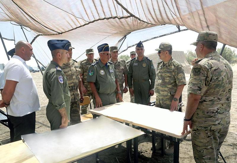 Закир Гасанов провел служебное совещание в связи с крушением МиГ-29 ВВС Азербайджана