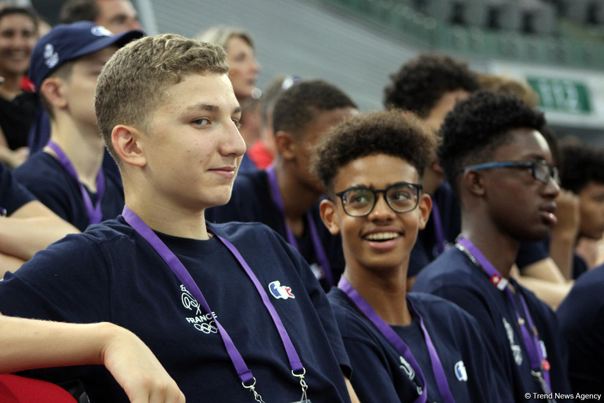 EYOF Baku 2019: Лучшие моменты третьего дня соревнований по спортивной гимнастике