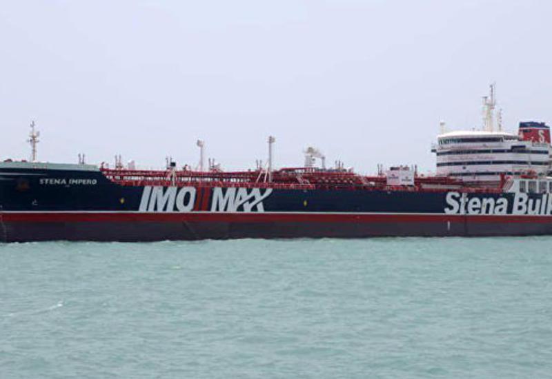 Иран допустил индийских дипломатов к экипажу британского танкера