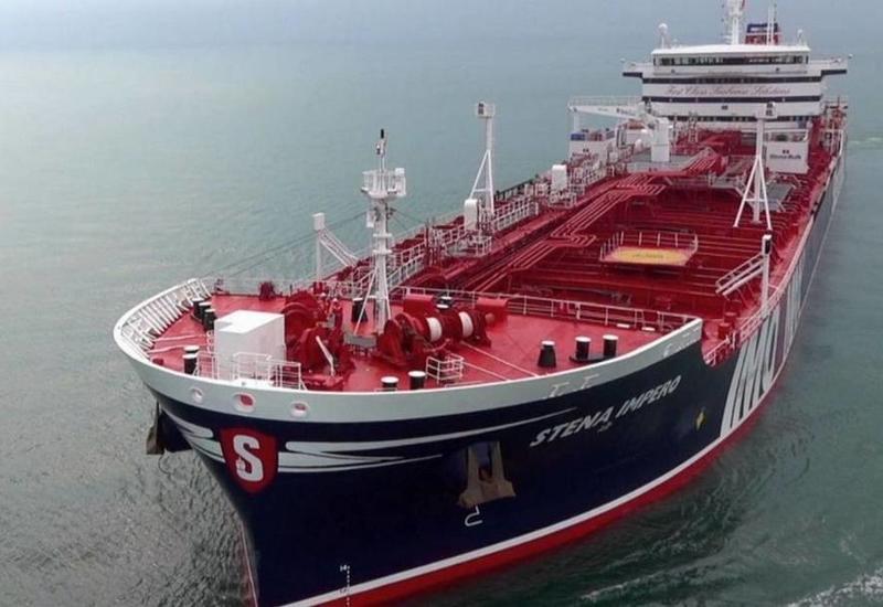 Иран отпустил девять граждан Индии с задержанного танкера
