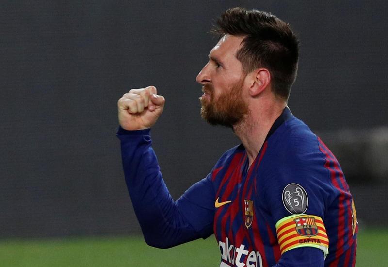 Месси может подписать бессрочный контракт с «Барселоной»