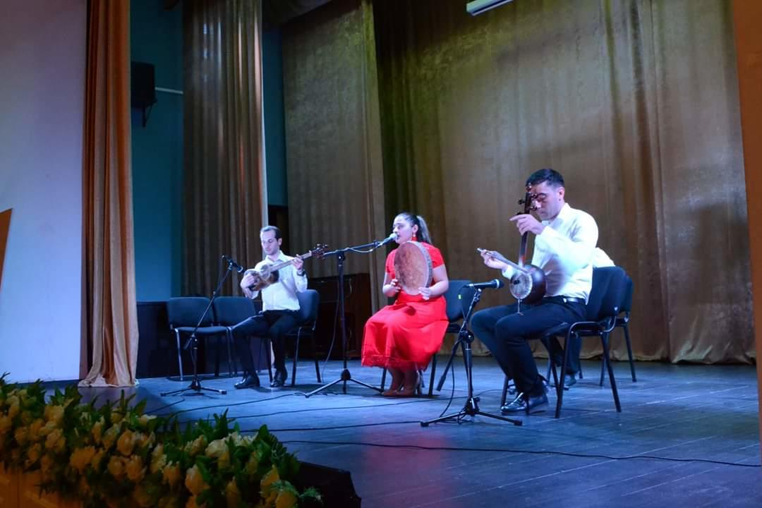 Центр мугама провел очередной концерт в рамках своего летнего проекта