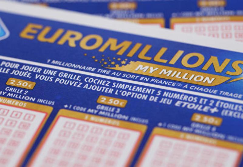 Француз отсудил выигрыш в 163 млн евро по потерянному лотерейному билету