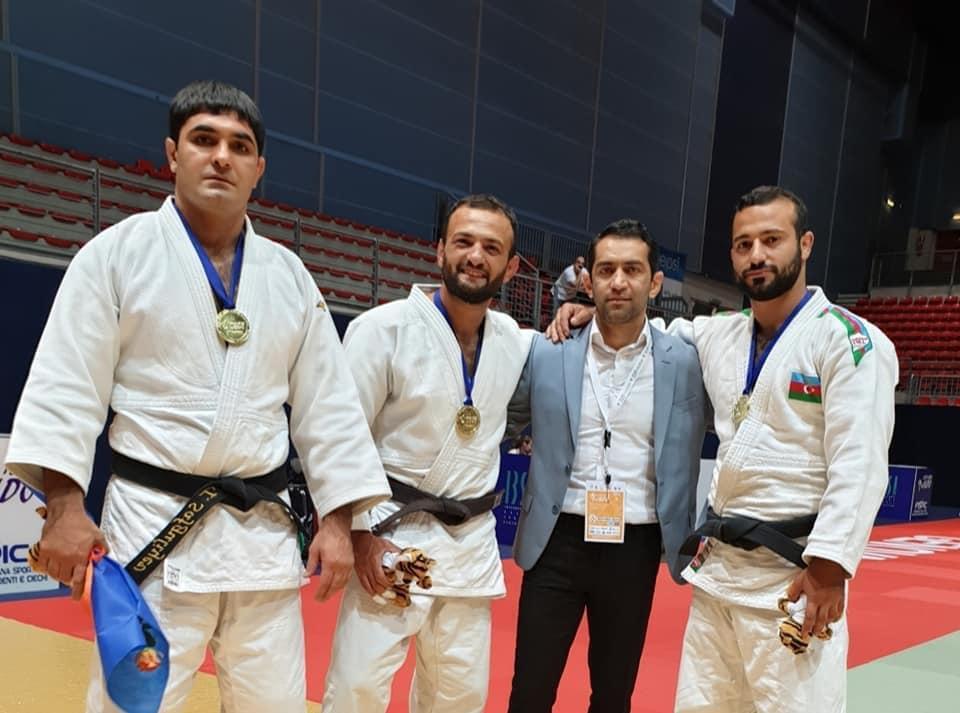 Паралимпийцы Азербайджана оказались сильнейшими в Европе