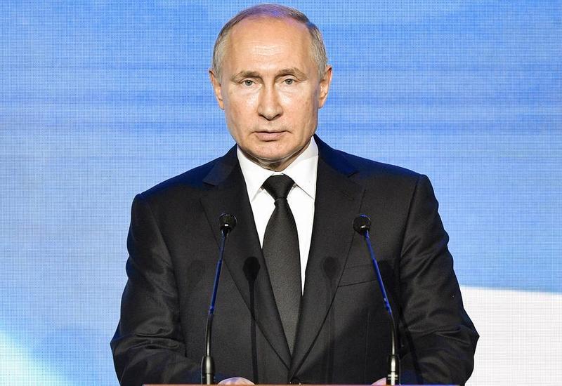 Владимир Путин внес на ратификацию в Госдуму Конвенцию о правовом статусе Каспийского моря