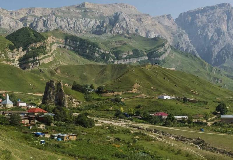 Невероятная природа Гусарского района в объективе азербайджанского фотографа