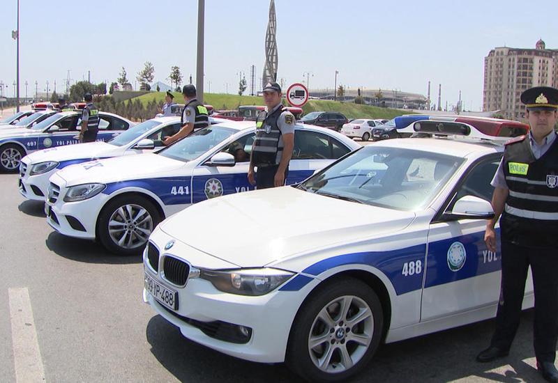 МВД Азербайджана об обеспечении безопасности на спортивных соревнованиях и музыкальном фестивале