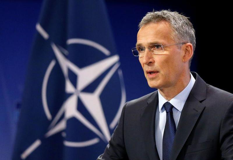 Йенс Столтенберг подтвердил перспективу вступления Украины и Грузии в НАТО