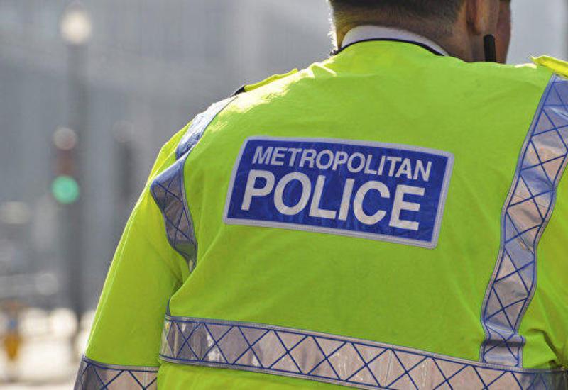 Полиция Лондона задержала подозреваемую в терроризме