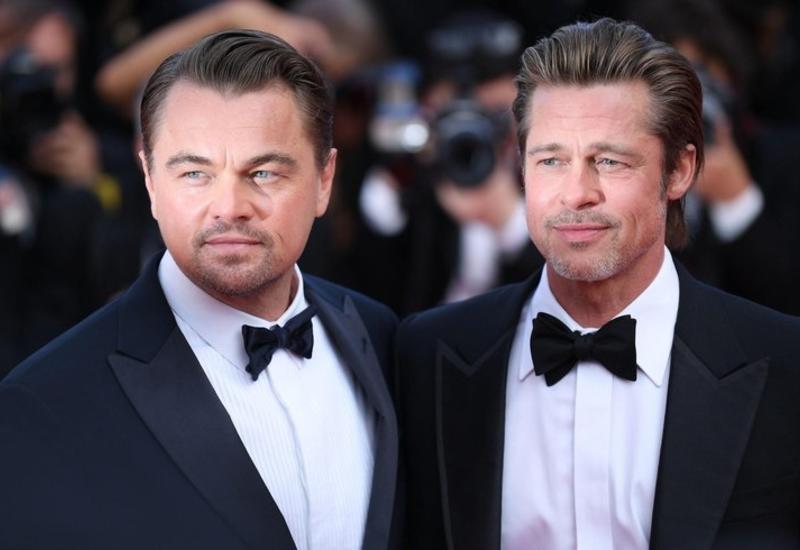 """Леонардо Ди Каприо и Брэд Питт не будут соперничать за """"Оскар"""""""