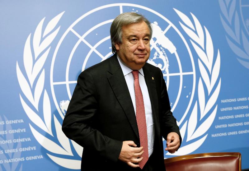 Генсек ООН постановил начать расследование авиаударов в Идлибе